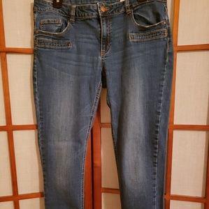 Zara Z1975 mid rise skinny jeans GUC
